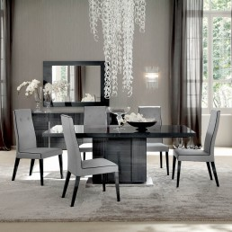 Montecarlo 160cm Extending Dining Table