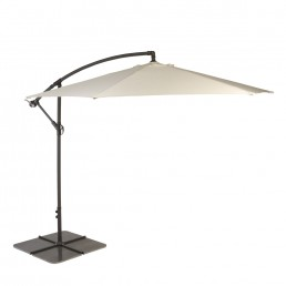 3m Cantilever Parasol – Taupe