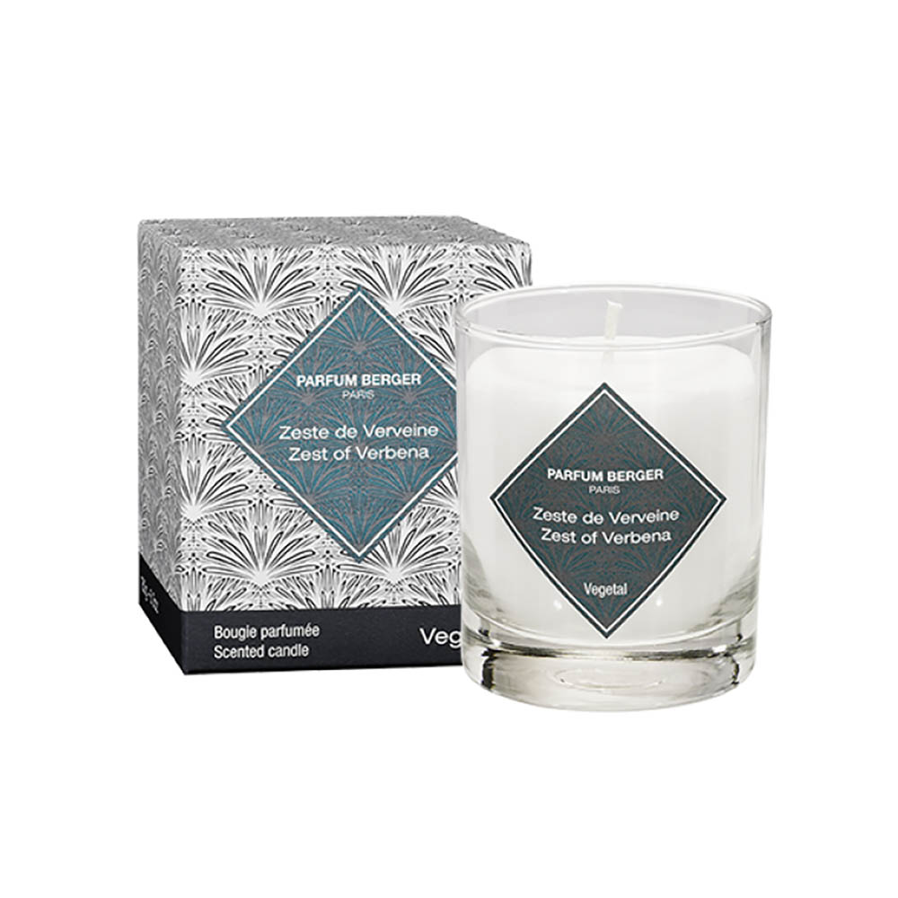 Maison Berger Tropical Collection Candle Zest Of Verbena