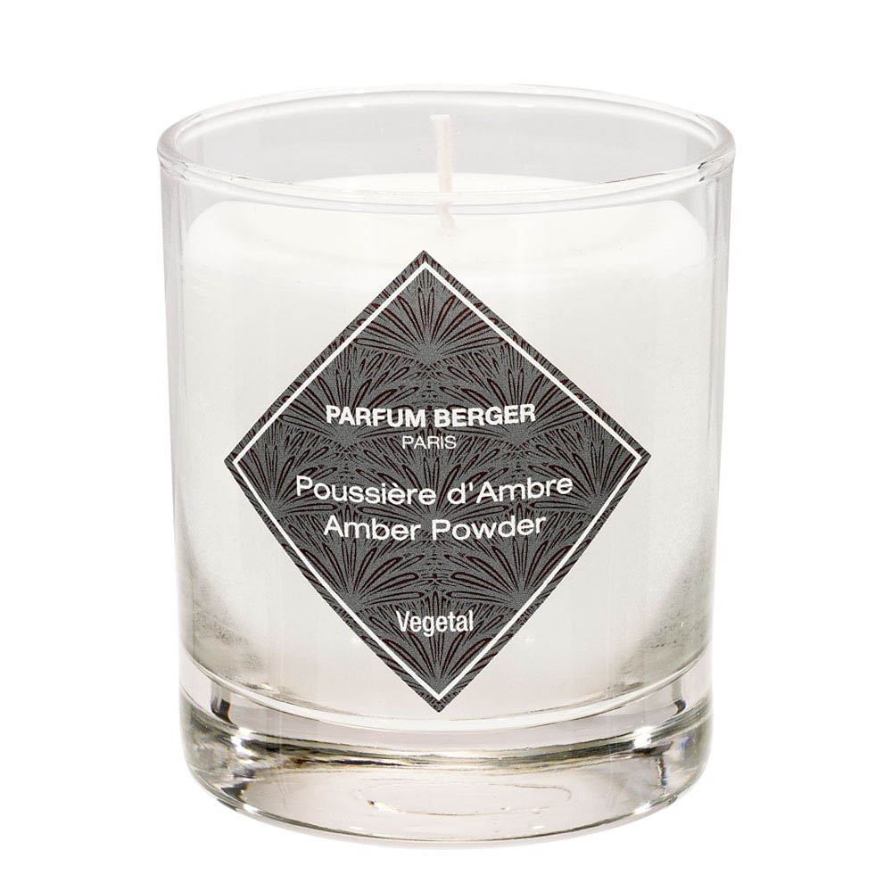 Maison Berger Tropical Collection Candle Amber Powder