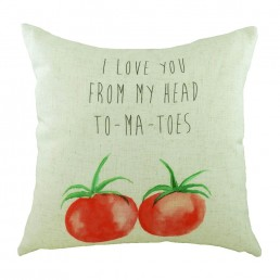 To-Ma-Toes Cushion