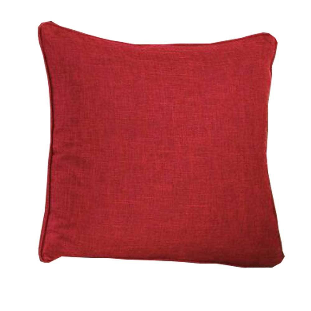 Essence Cushion Cover Red 43x43cm