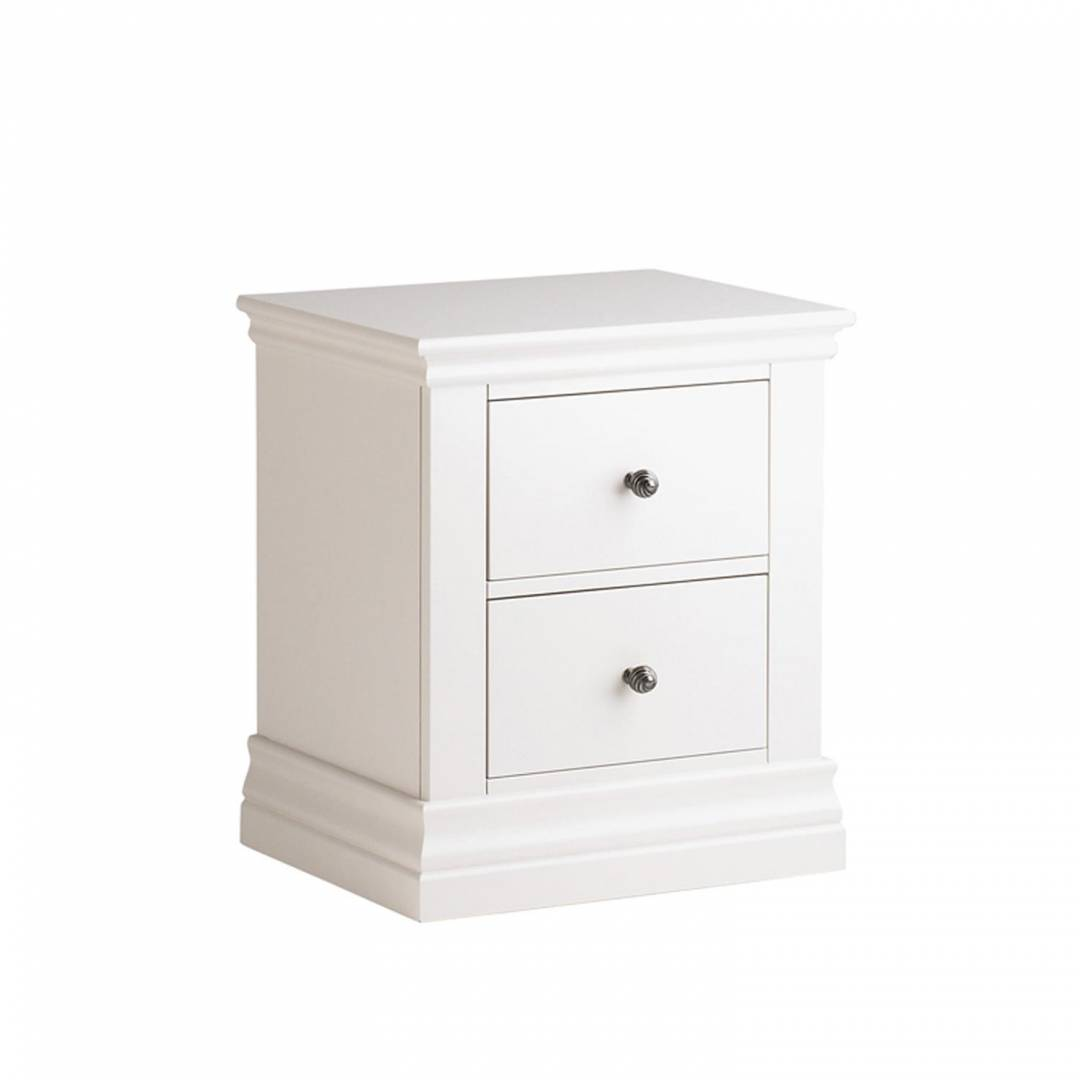 Anais 2 Drawer Bedside Chest