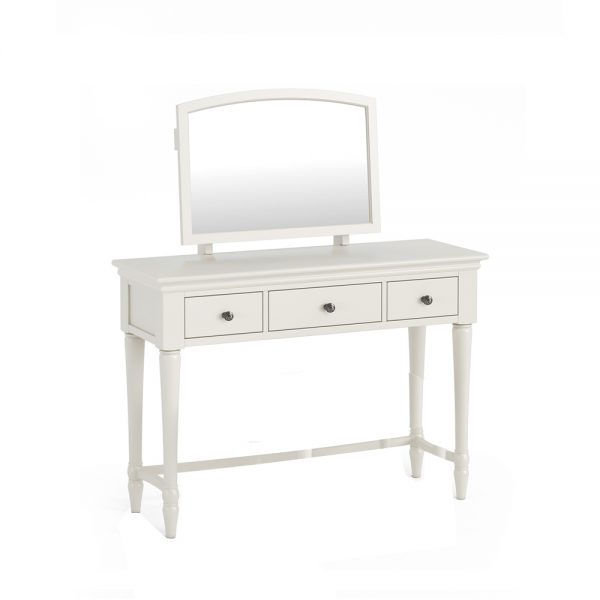 Anais Dressing Table With Mirror