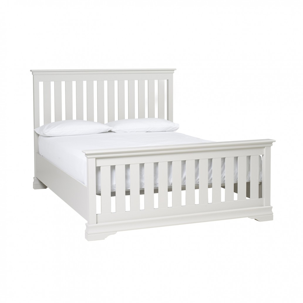 Anais Imperial High Foot End Bedstead King Size