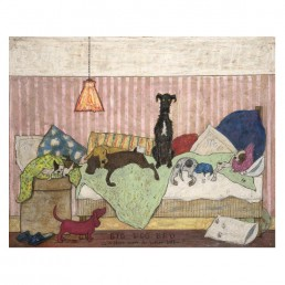 Sam Toft – Big Dog Bed