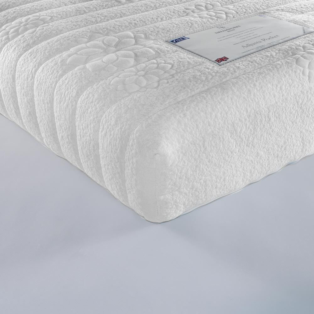 Dreamworks Adjusta Pocket Mattress
