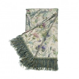 Voyage Circiun Damson Throw