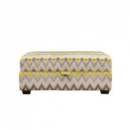 Berry Large Storage Footstool (Fabric Grade D)