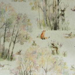 Voyage Enchanted Forest PVC Fabric