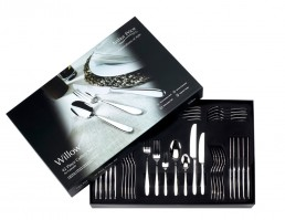 Arthur Price Willow 42 Piece Cutlery Set