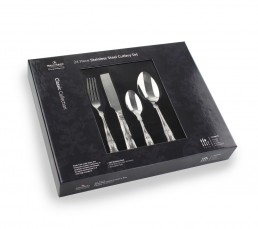 Kings 24 Piece Cutlery Set