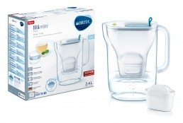 Brita – Style 2.4L Water Filter – Cool Blue