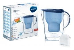 Brita – Marella Water 2.4L Filter Jug Cool – Blue