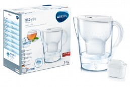 Brita – Marella 3.5L XL Water Filter Jug – White