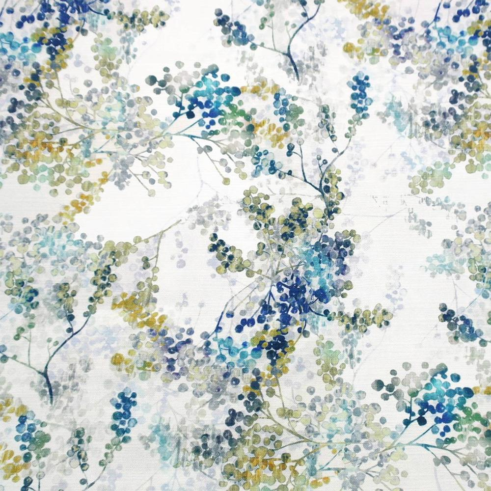 Giverny Camille Pervenche Fabric