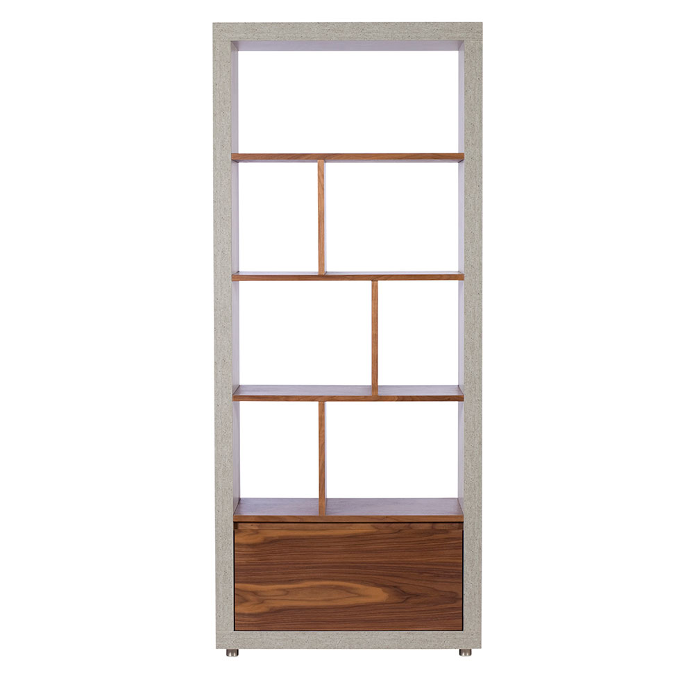 Portland Tall Bookcase