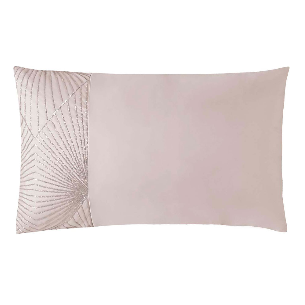 Kylie Minogue Vanetti Housewife Pillowcase Blush