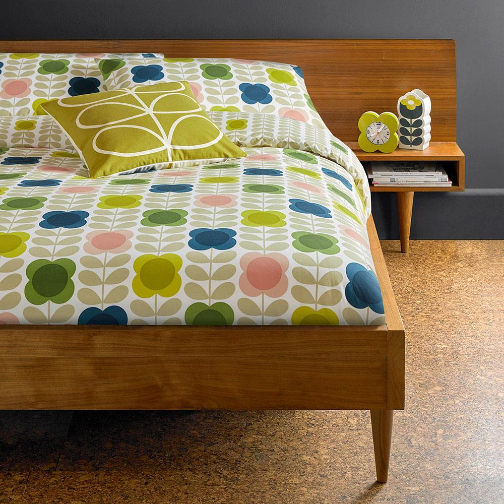 Orla Kiely Summer Flower Duvet Cover