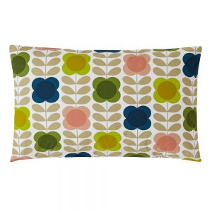 Orla Kiely Summer Flowers Housewife Pillowcase Pair