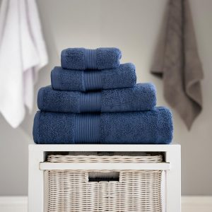 Bliss Pima Cotton Towel Denim