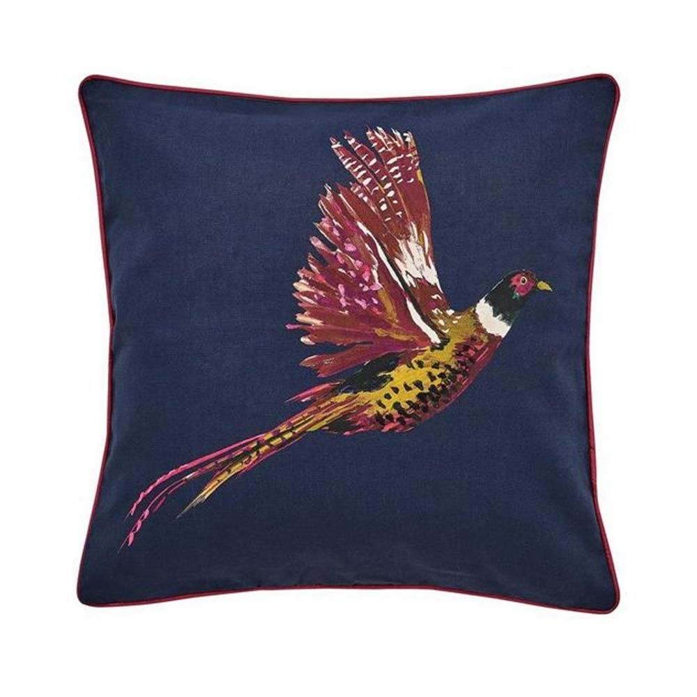Joules Winter Bloom Cushion 40x40cm