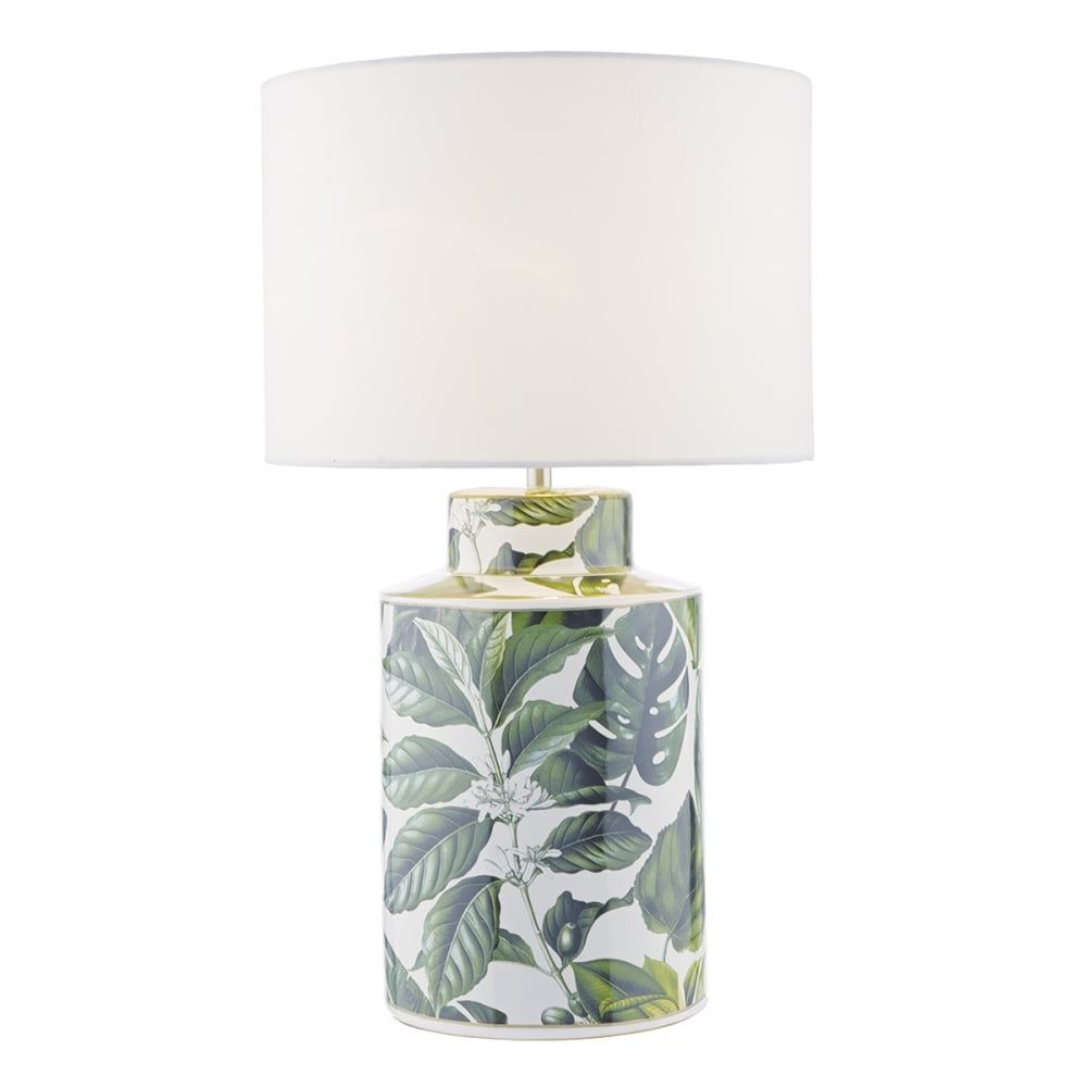 Dar Filip Table Lamp & Shade