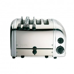 Dualit Vario 4 Slot Toaster Polished