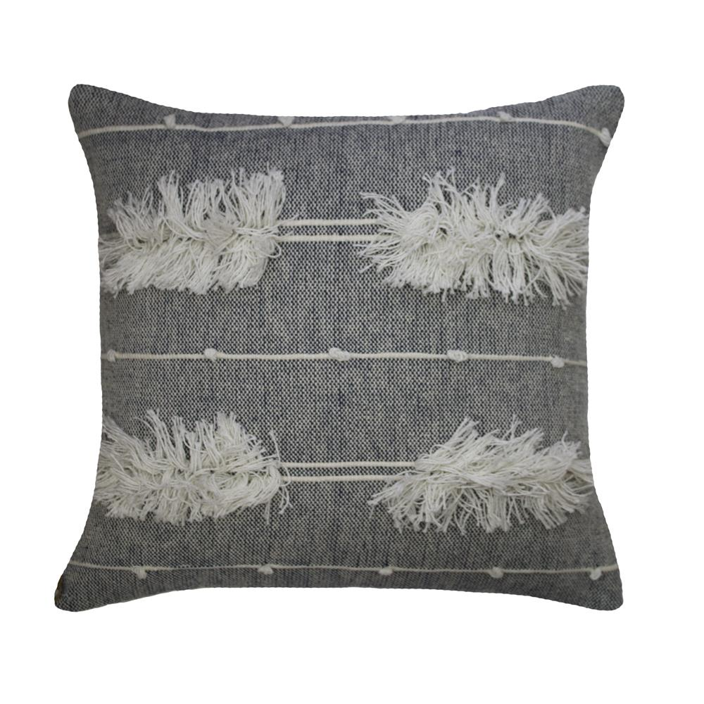 Fat Face Indra Feather Filled Cushion 45x45cm