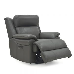 Nebraska Power Recliner Chair + Head Tilt