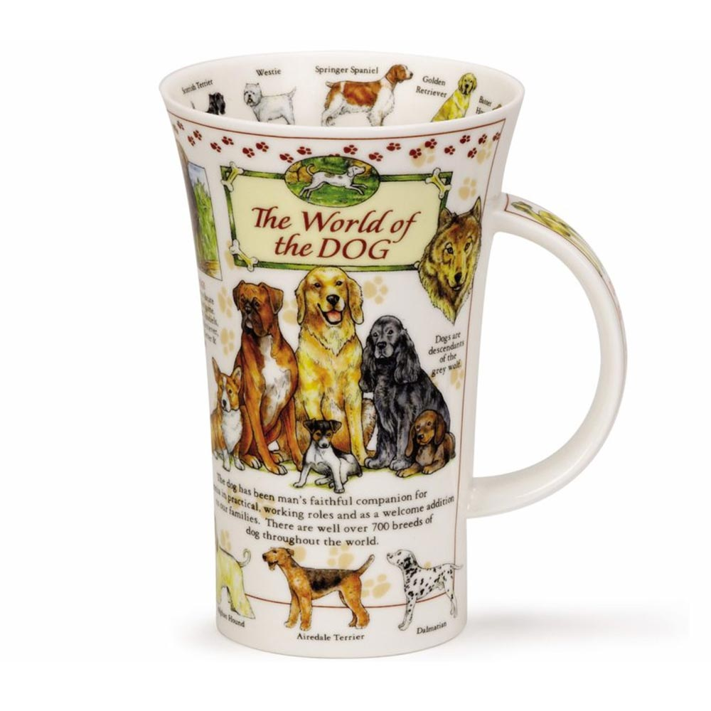Dunoon World Of Dogs Mug