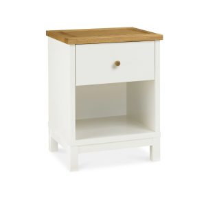 Georgia Two Tone Finish 1 Drawer Nightstand