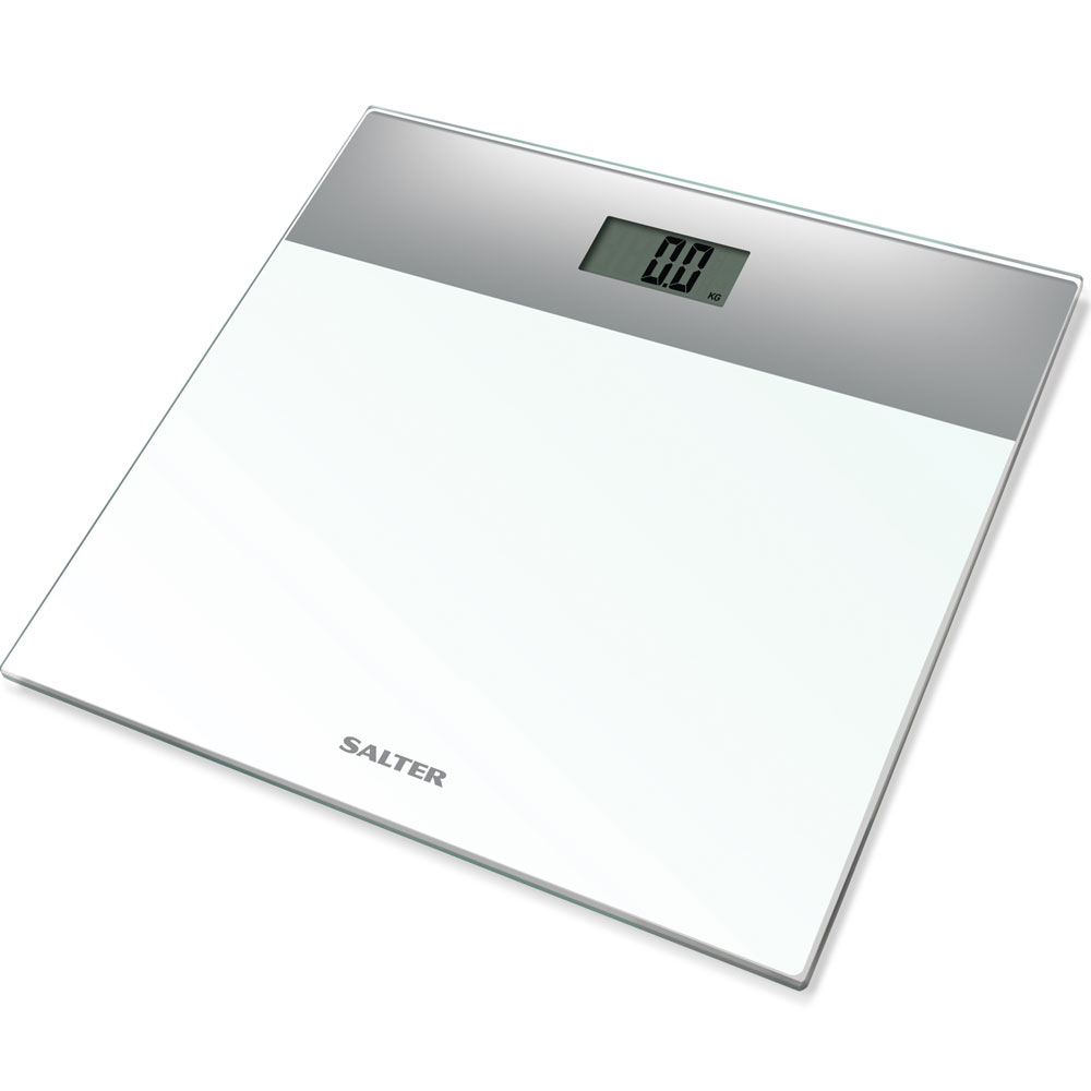 Salter Glass Electronic Scale 9206 SVWH3R