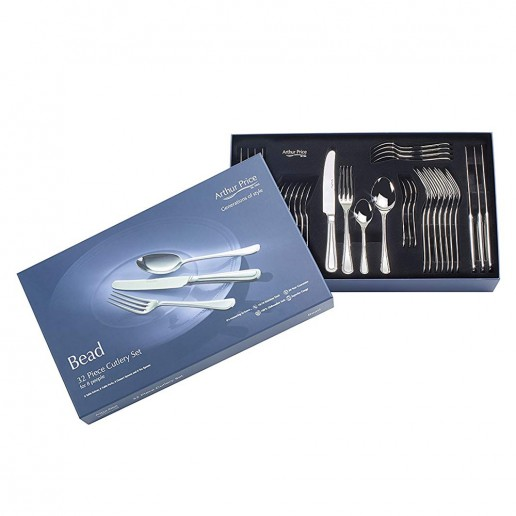 Arthur Price Bead 32pc Cutlery Set