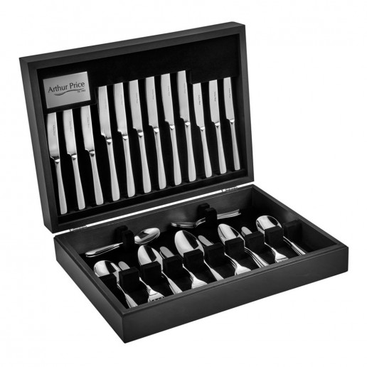 Arthur Price Willow 58pc Canteen Of Cutlery