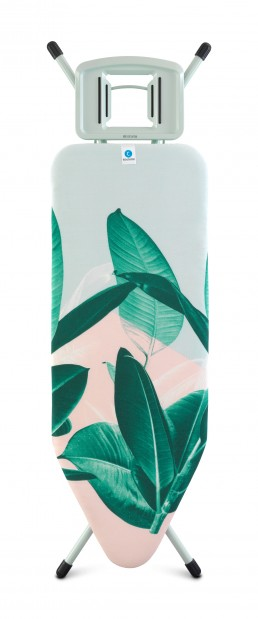 Brabantia Ironing Board 124x45cm Tropical Leaves