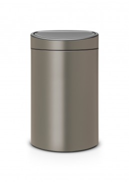 Brabantia Touch Bin New Recycle 10 Litre