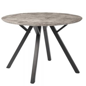 Titan Round Dining Table