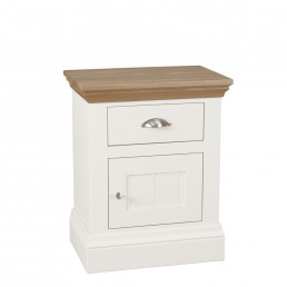Chatsworth Small 1 Door 1 Drawer Bedside (R/H)