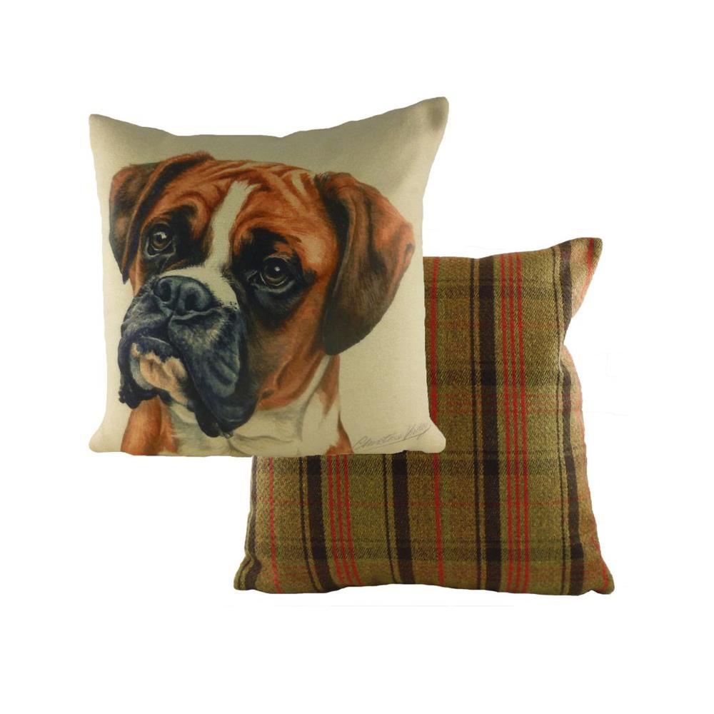 Boxer Cushion