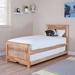 Duet Multi Use Guest Bed Set Natural