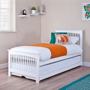 Duet Multi Use Guest Bed Set White