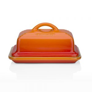 Le Creuset Butter Dish Volcanic