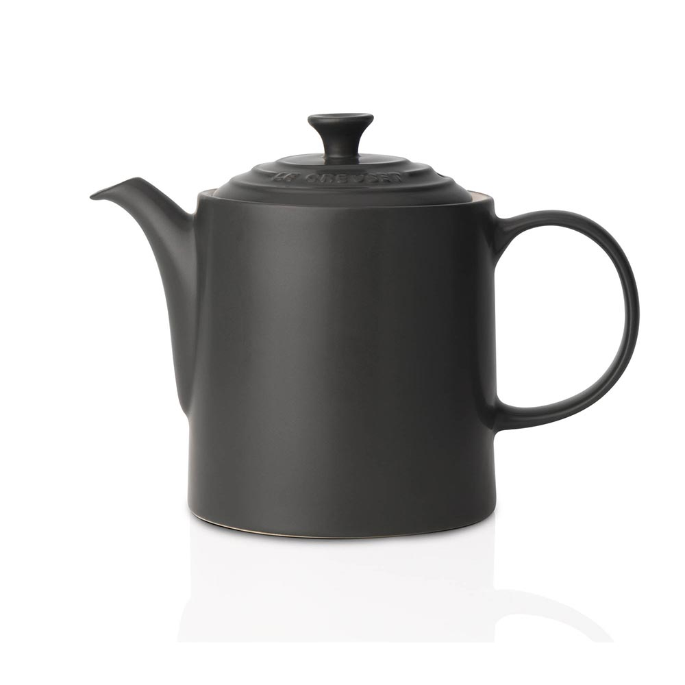 Le Creuset Grand Teapot Satin Black