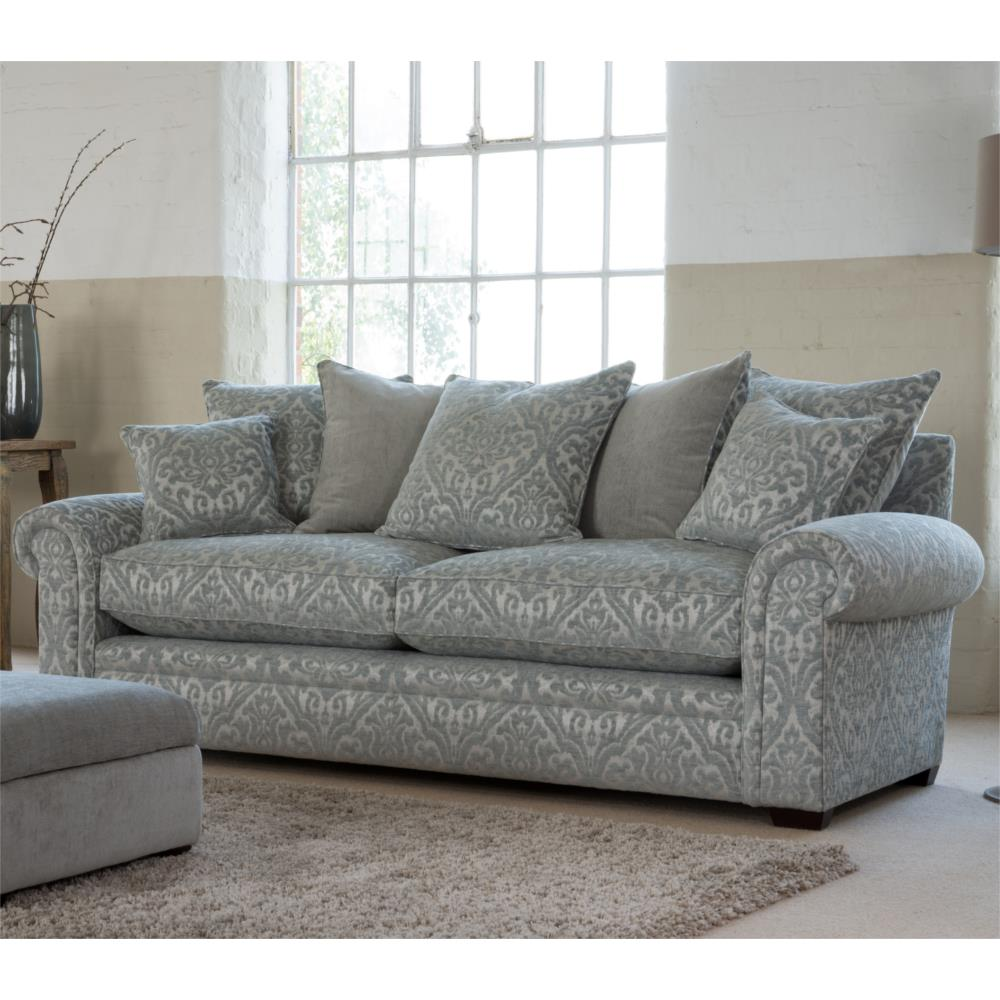 Parker Knoll Amersham Grand Pillow Back Sofa
