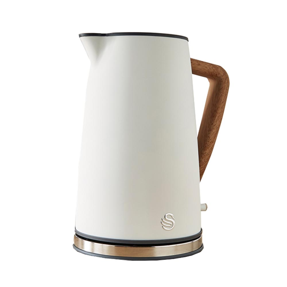 Swan Nordic 1.7L Kettle White