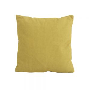 Yellow Square Scatter Cushion
