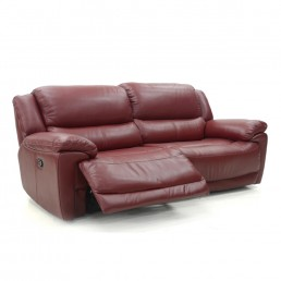 Fontana 2.5 Seater Manual Recliner Sofa