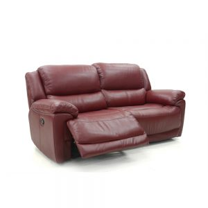 Fontana 2 Seater Manual Recliner Sofa