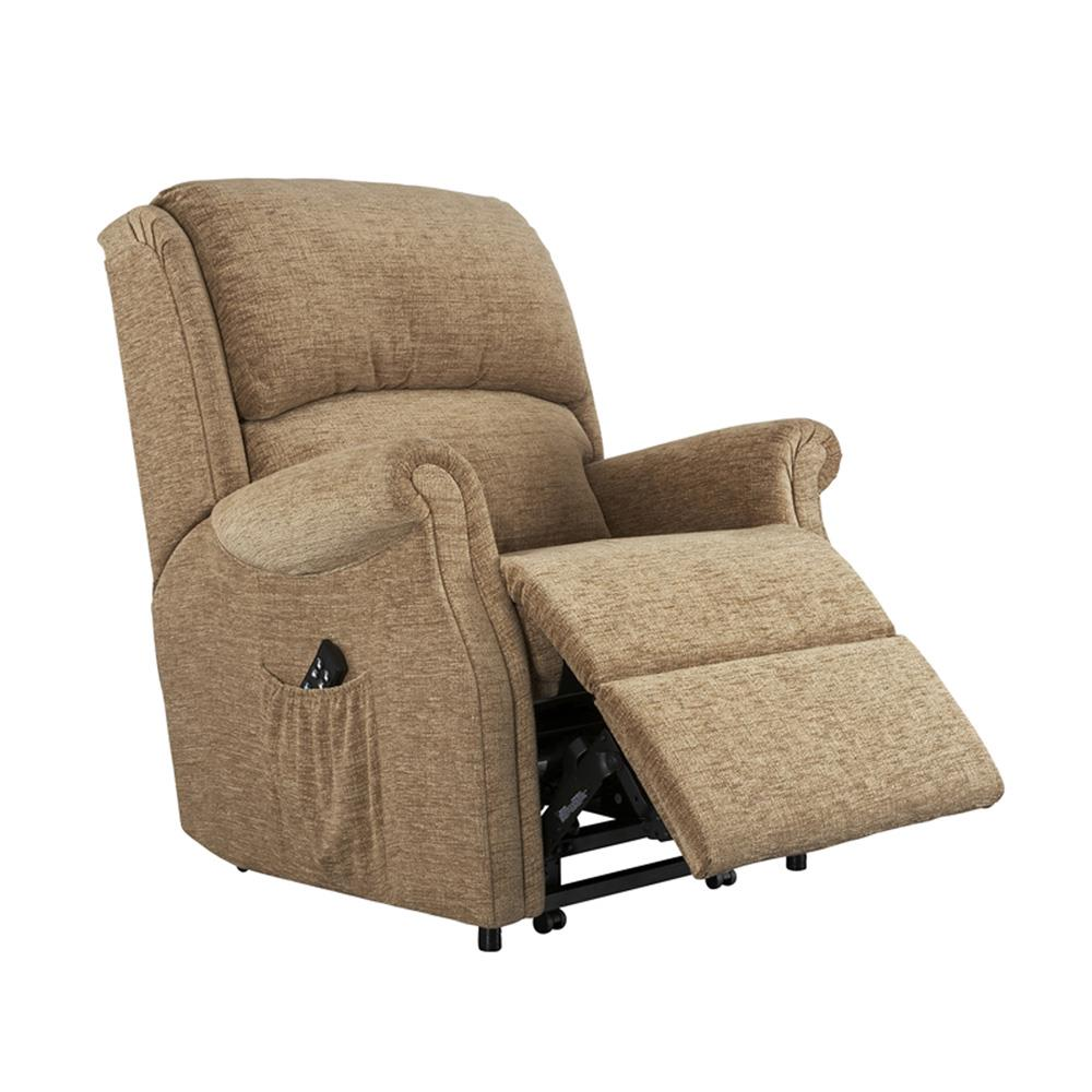 Monarch Standard Recliner Chair with Dual Motor